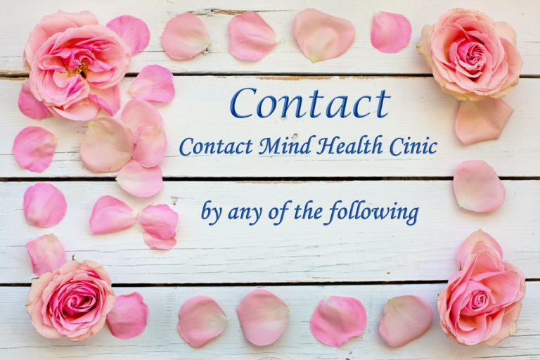 Contact for psychiatry help