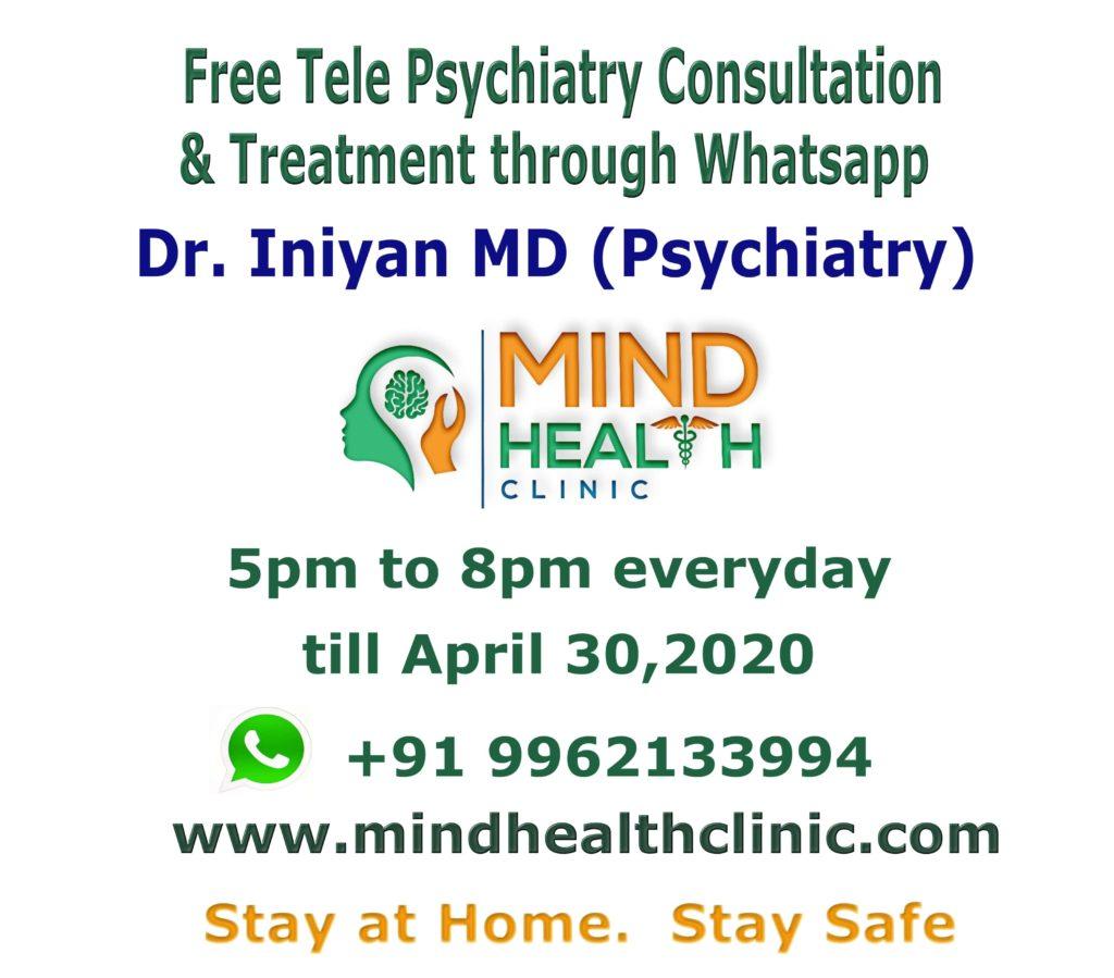 Telepsychiatry Mind Health Clinic